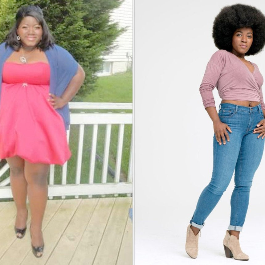 How One Woman Went From Weighing 275 Lbs. and Hiding Pizza Boxes to Losing Half Her Size