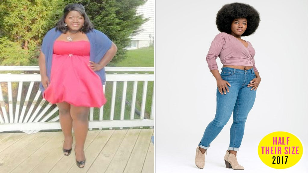 How One Woman Went From Weighing 275 Lbs. and Hiding Pizza Boxes to Losing Half HerSize