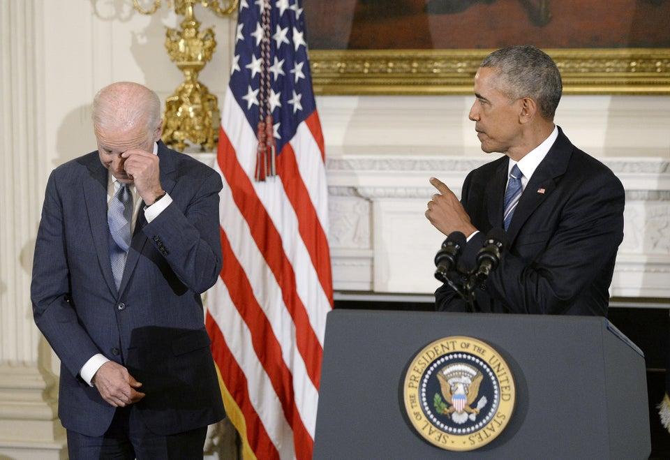 Obama surprises Biden with Medal of Freedom Award