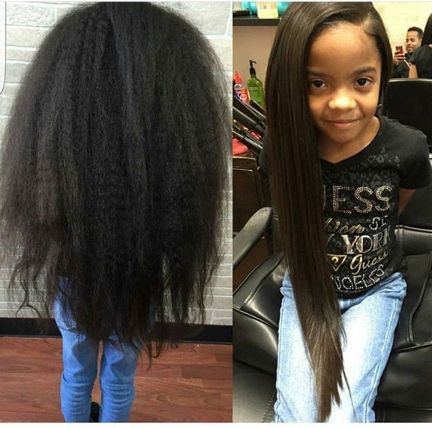 Hair Shrinkage Before And After Photos Essence