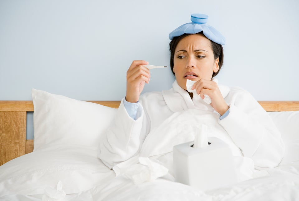 This Is Exactly When You're More Likely to Catch the Flu