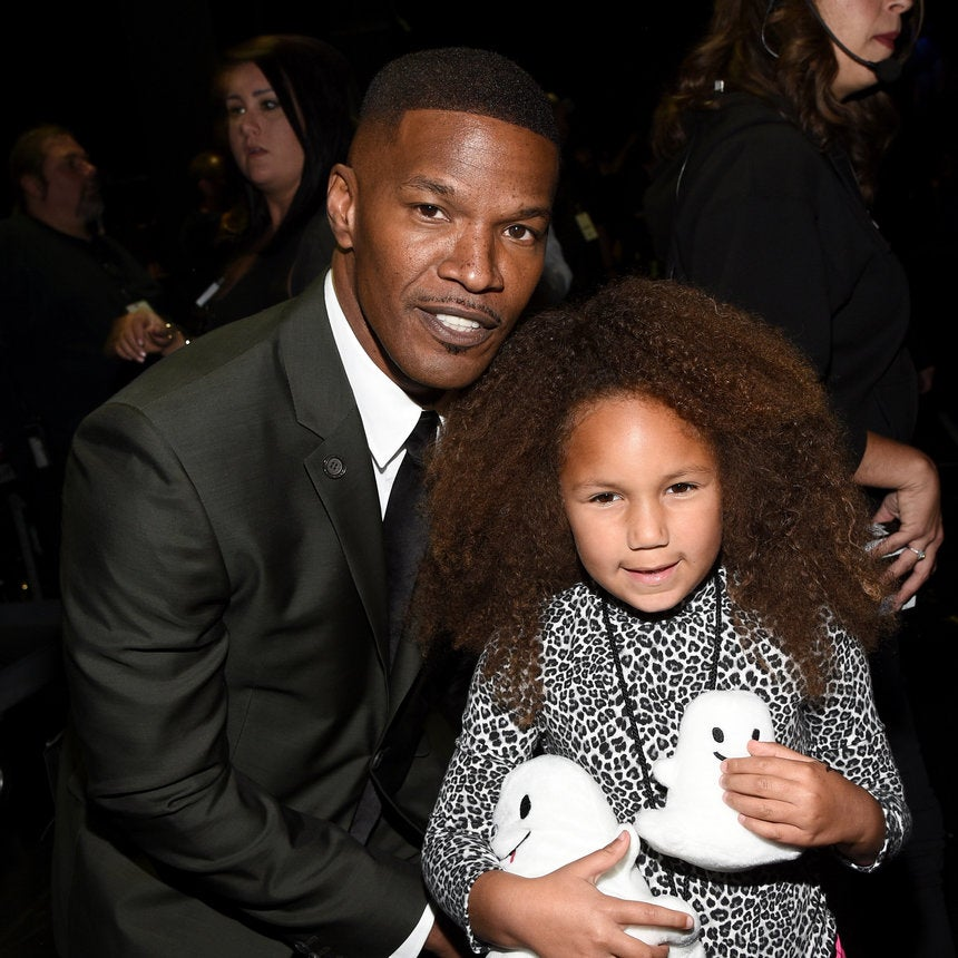 Jamie Foxx Tells His Daughters to Not Take the 'Back Seat' for Any Guy: 'Get Your Career, Do YourThing'