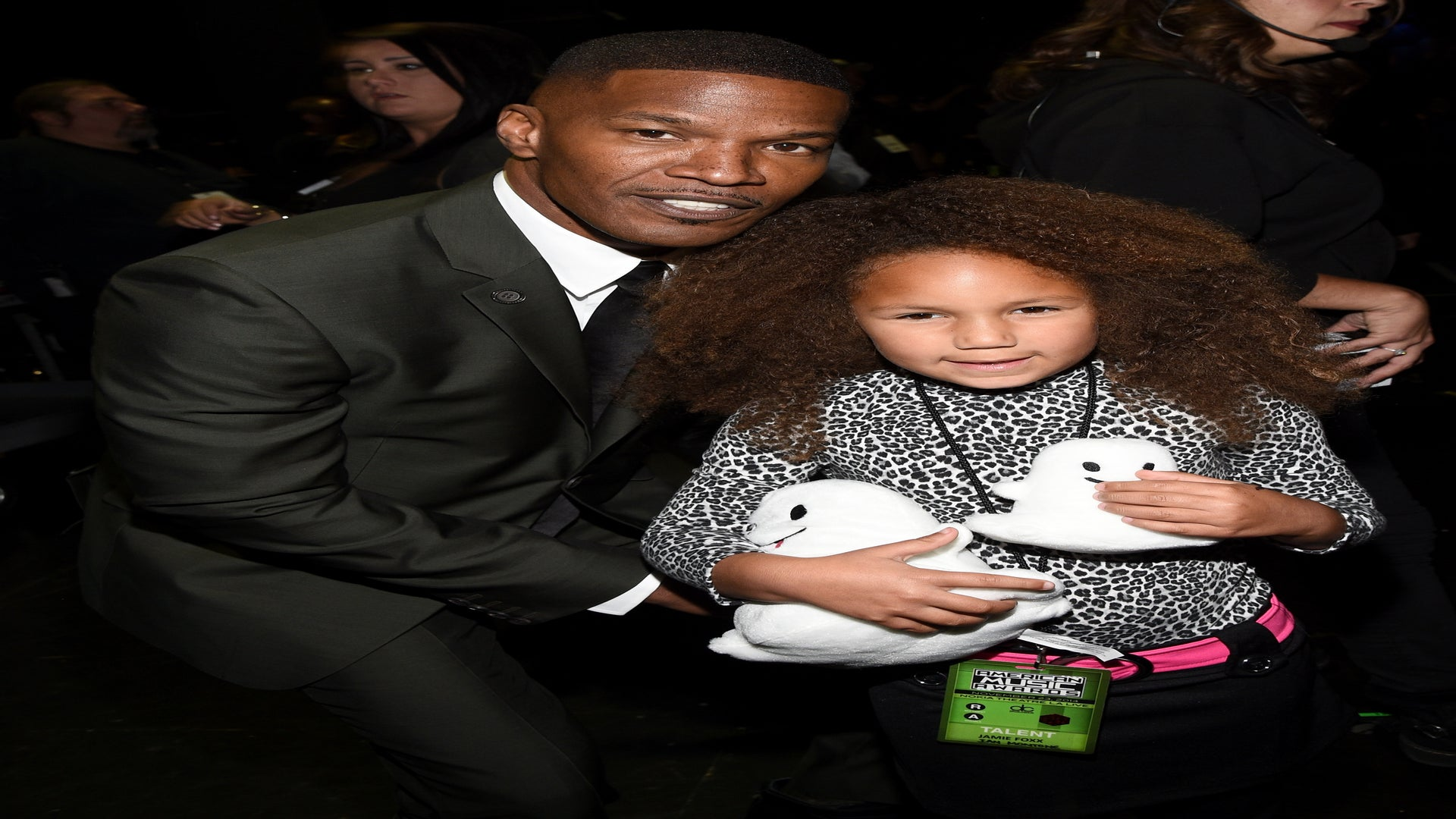 Jamie Foxx Tells His Daughters to Not Take the 'Back Seat' for Any Guy: 'Get Your Career, Do Your Thing'