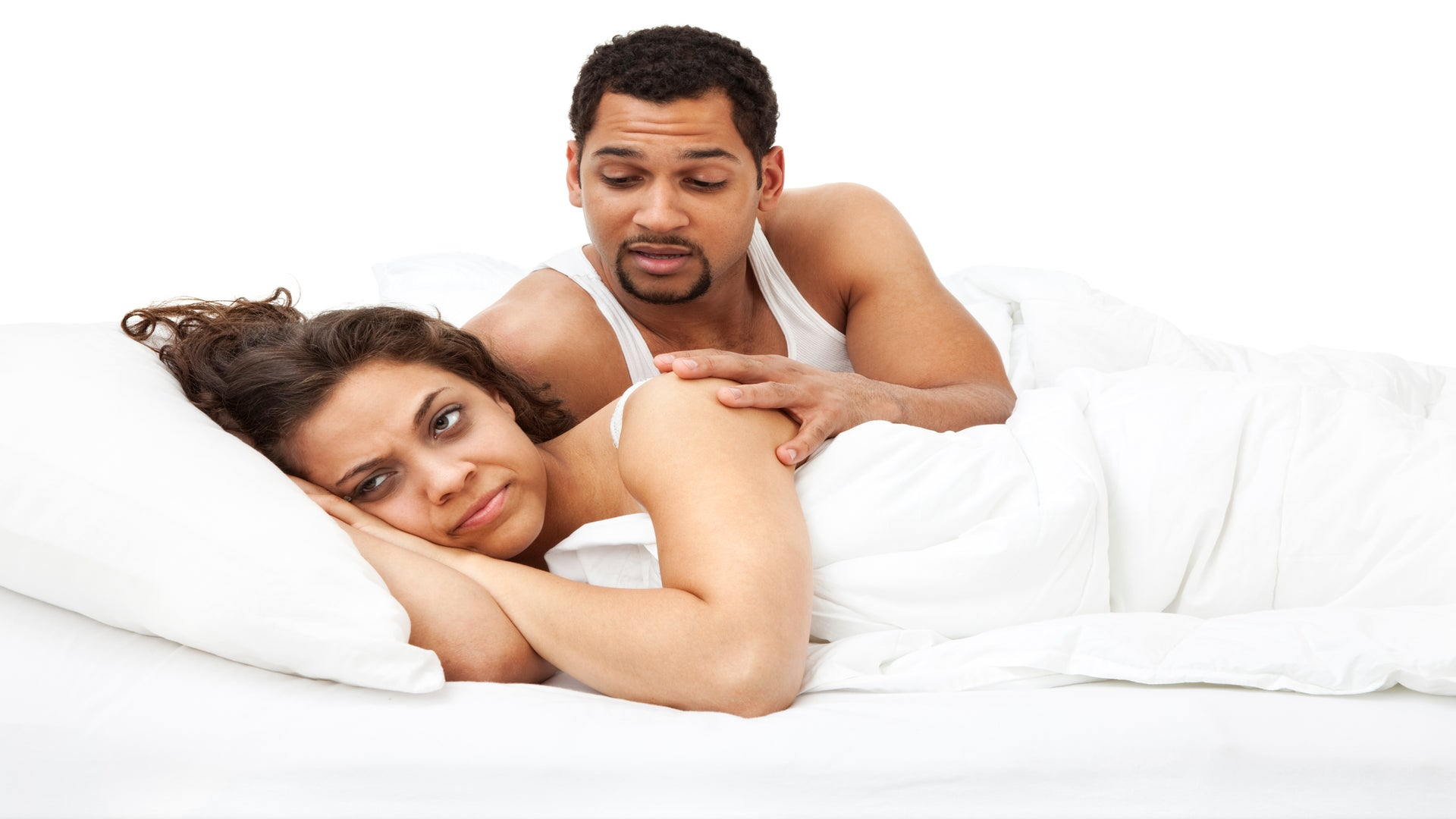 Intimacy Intervention: 'My Man Is Obsessed With Having Sex While I'm On My Period'