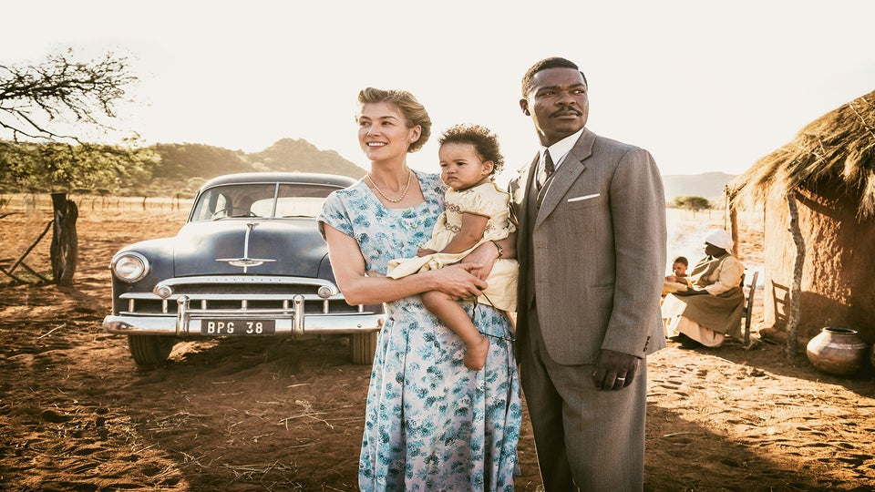 'A United Kingdom' Continues David Oyelowo's Streak Of Making Magic With Filmmakers Of Color