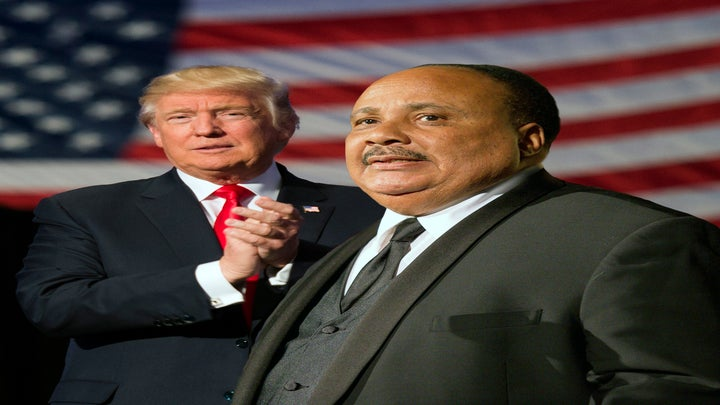 Donald Trump To Meet With Martin Luther King III On MLK Day