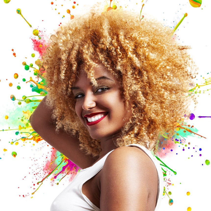 Best Hair Dye For Natural Hair