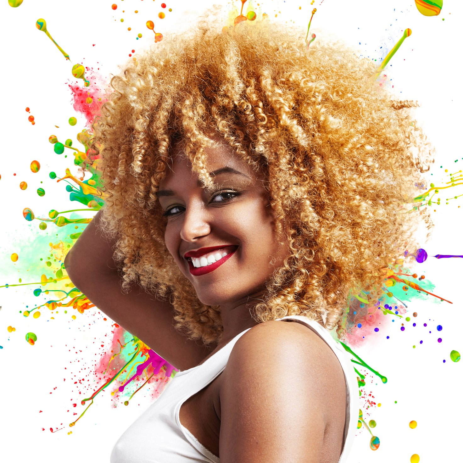 Awe Inspiring Best Hair Dye For Natural Hair Essence Natural Hairstyles Runnerswayorg