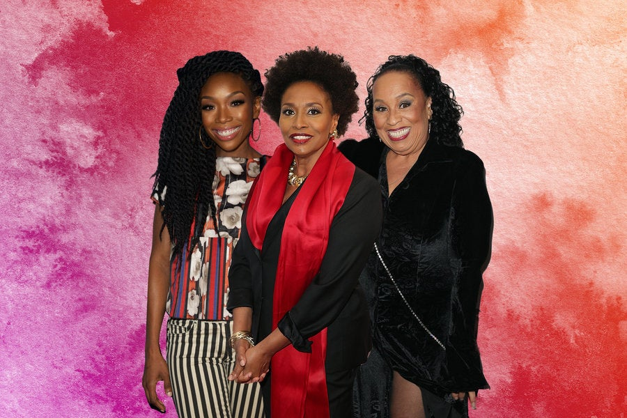 Brandy, Jenifer Lewis Protest Version Of 'In These Streets'- Essence
