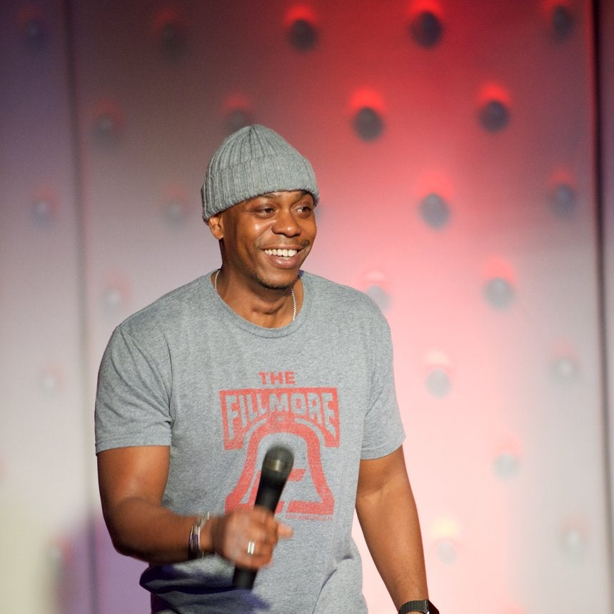 Dave Chappelle On 'Key &Peele,' Success, And His Friendship With Prince