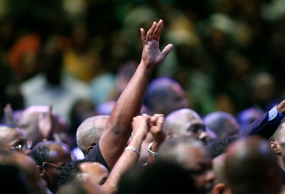 The Death Bishop Eddie Long And The Reckoning Of The Black Church