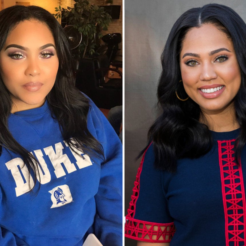Ayesha Curry Look-alike Amanda Parker Addresses Being Fat