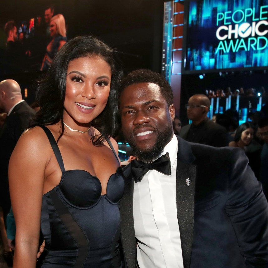 The Stars Were Shining Bright On 2017 People's Choice Awards Red Carpet