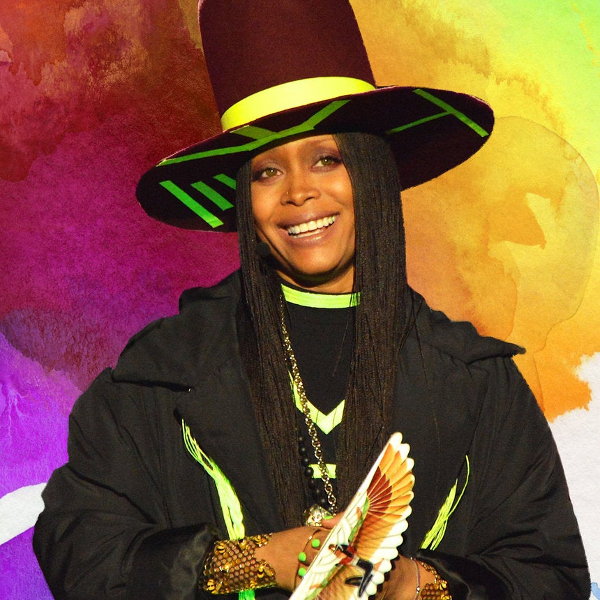 Erykah Badu Was Stopped By The Police On New Year's Eve So A Cop Could Say 'Hi'