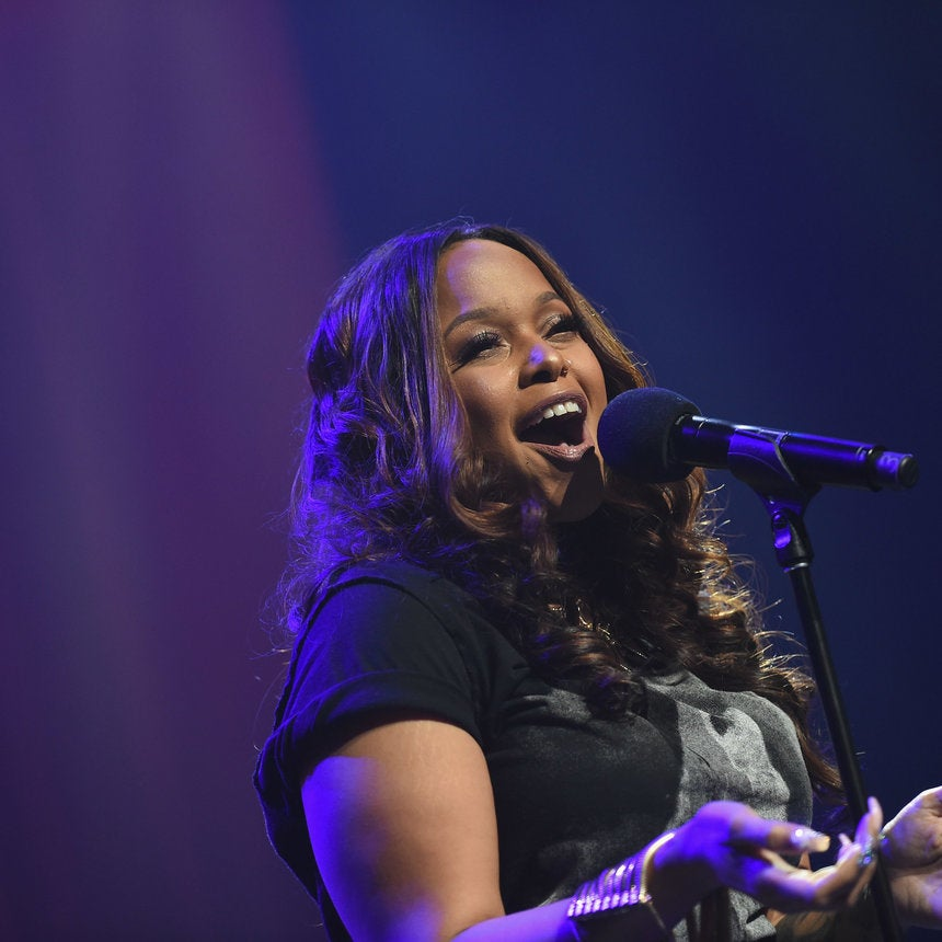Chrisette Michele Responds to Trump Inauguration Performance Criticism: 'I Don't Mind These Stones'