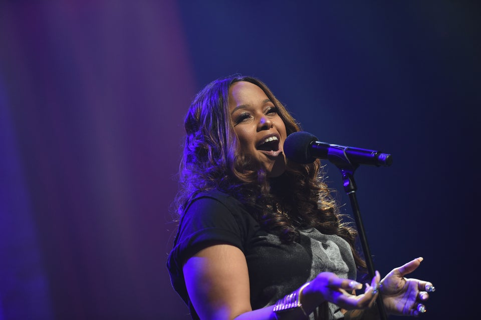Chrisette Michele on Trump Inauguration Gig: 'I Had An Amazing Time Lifting Up The Name Of Jesus'