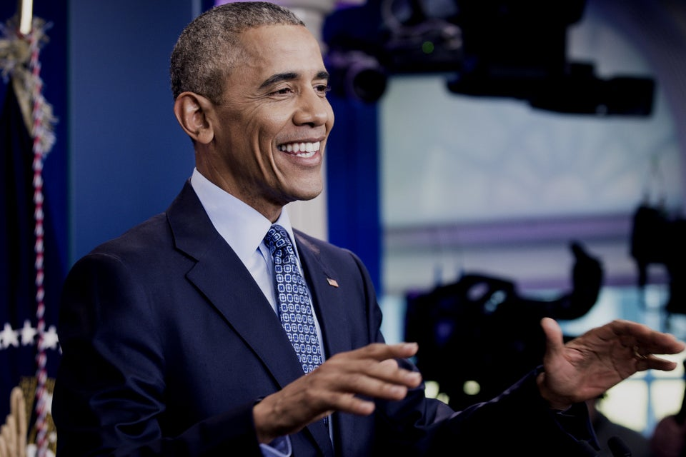 ICYMI: 6 Unforgettable Moments From President Obama's Final Press Conference