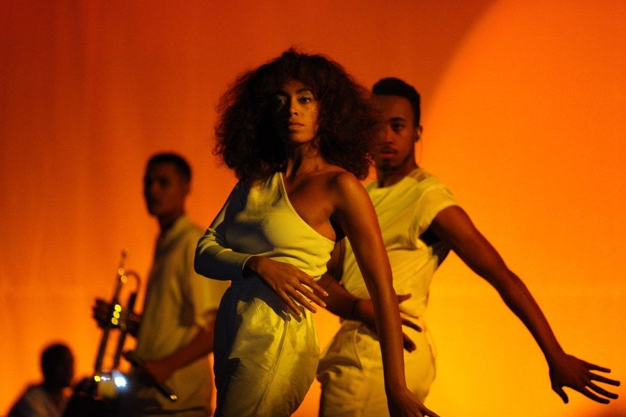 Angela Davis Introduces Solange at Busboys and Poets 'Peace Ball ...