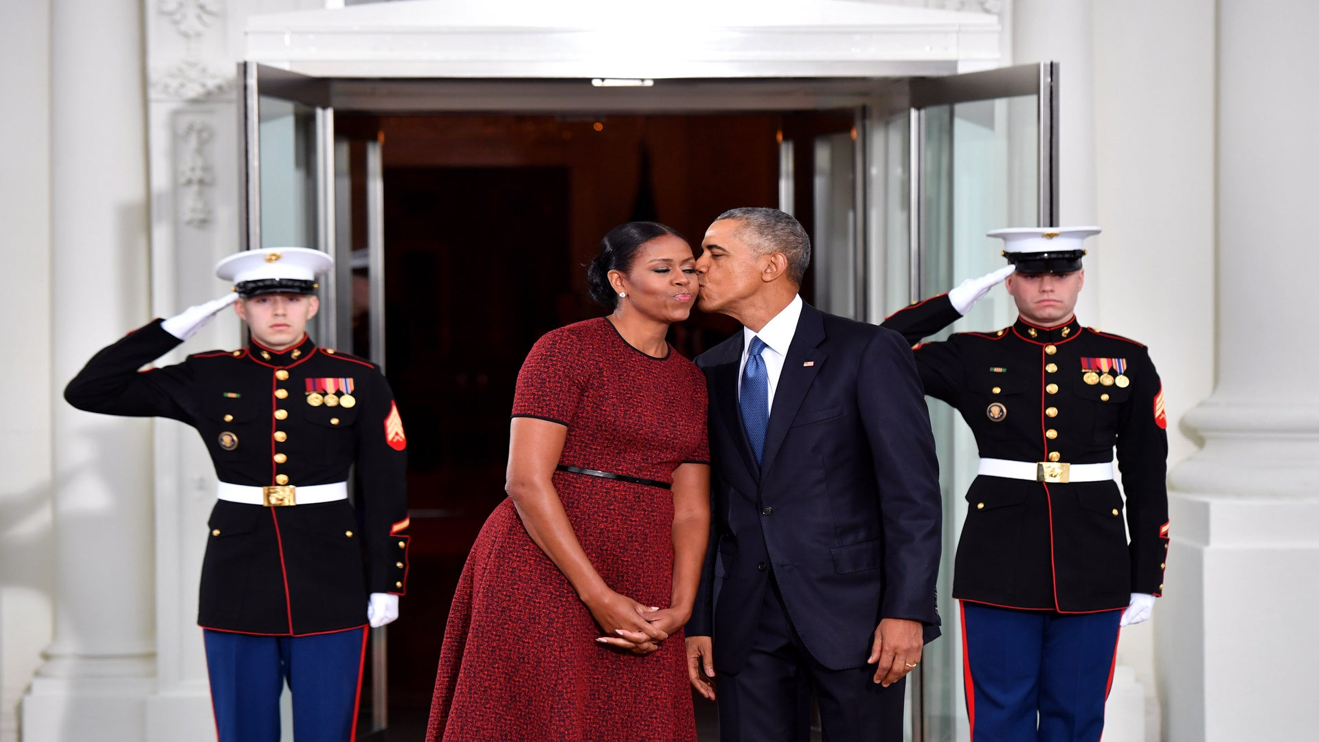 Barack and Michelle Obama Send First Tweets As Civilians
