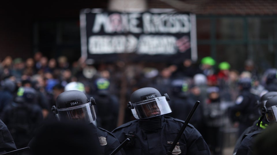 UC Berkeley's Violent Protest Is A Lesson In Free Speech And Privilege
