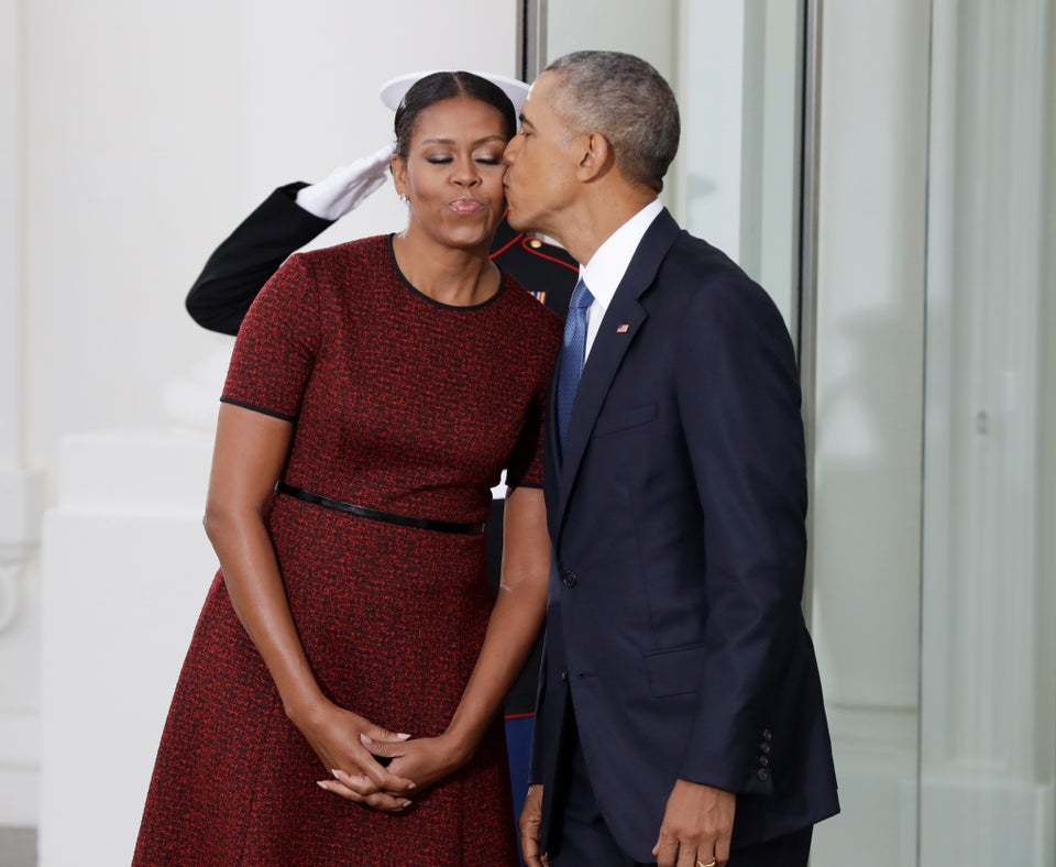 The Obamas Sent Each Other The Perfect Happy Valentine's Day Messages