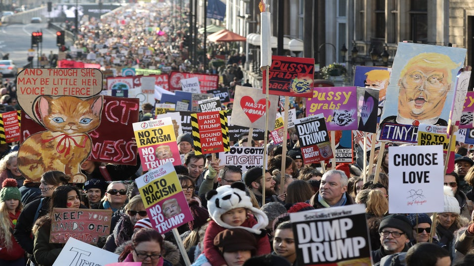Numbers Don't Lie: Trump's Inauguration Turnout Was Lower Than Obama's And The Women's March