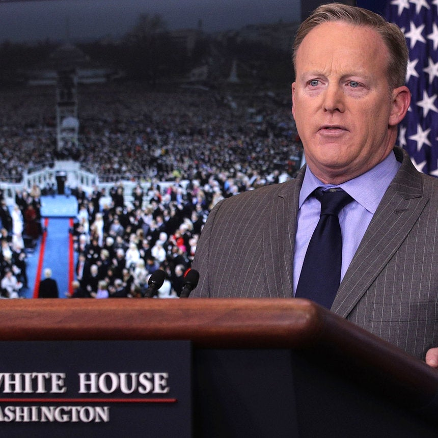 A White House Like No Other: Here's What We Learned From Sean Spicer's First 48 Press Conferences
