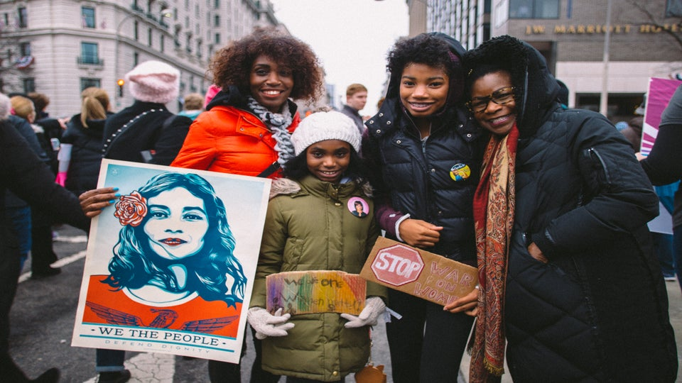 Women's March Organizers: Get Ready For The Next Women's Strike!
