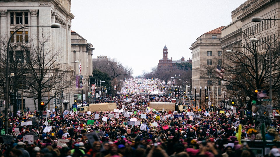 You Marched, Now What? 5 More Ways To Make A Change During Donald Trump's Presidency