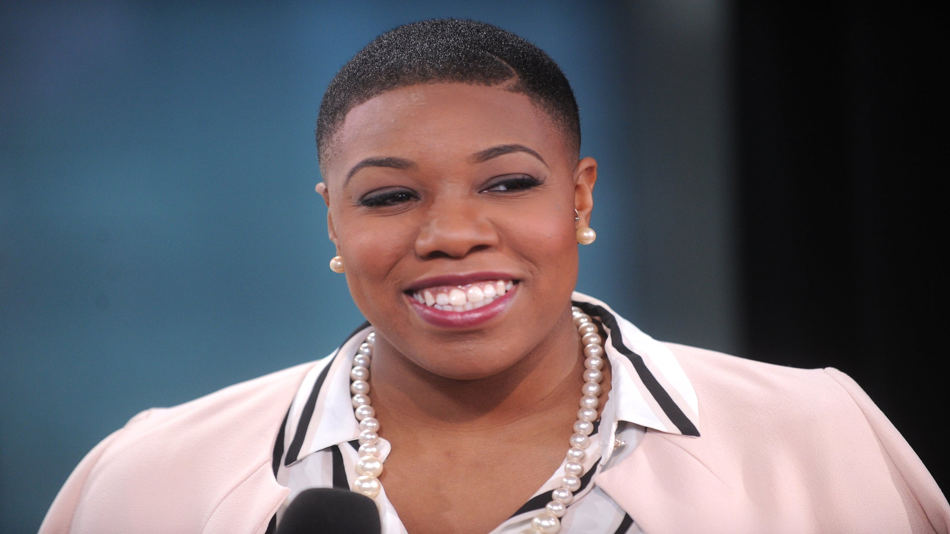 Symone Sanders Questions Why Trump Remains Silent About Police Shootings