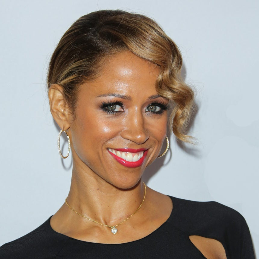 Actress Stacey Dash Secretly Got Married
