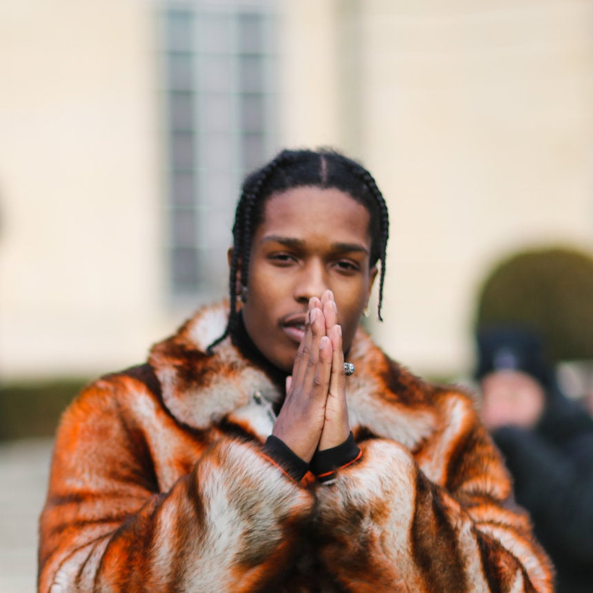 All Of The Beautiful Black Celebrities At Couture Paris Fashion Week