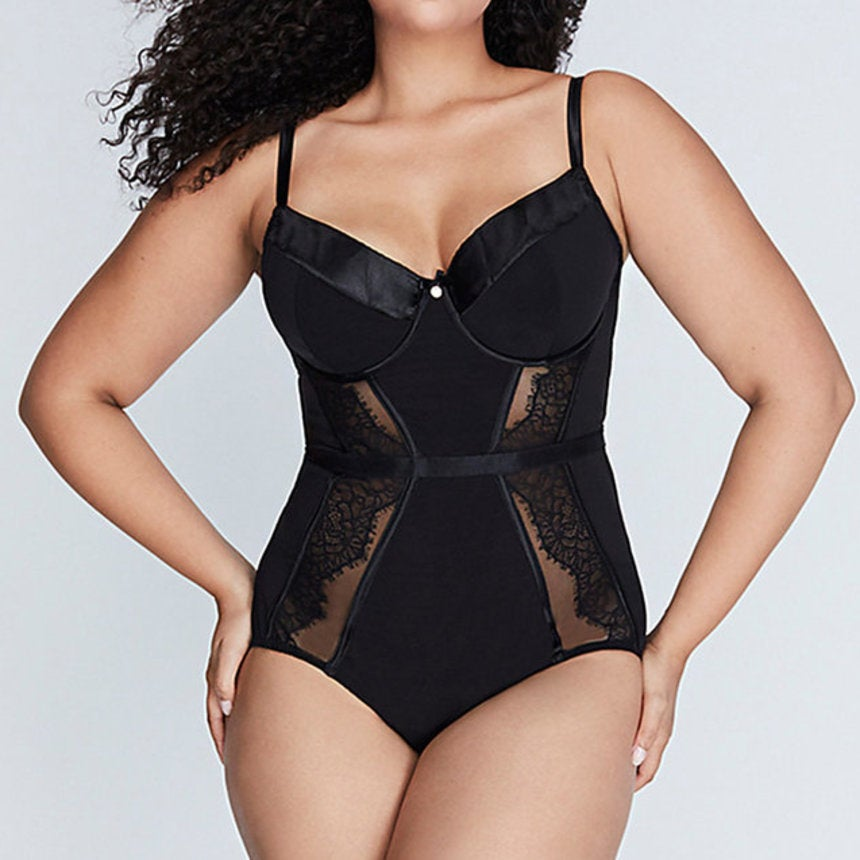 7 Sizzling Plus-Size Lingerie Pieces for Valentine's Day
