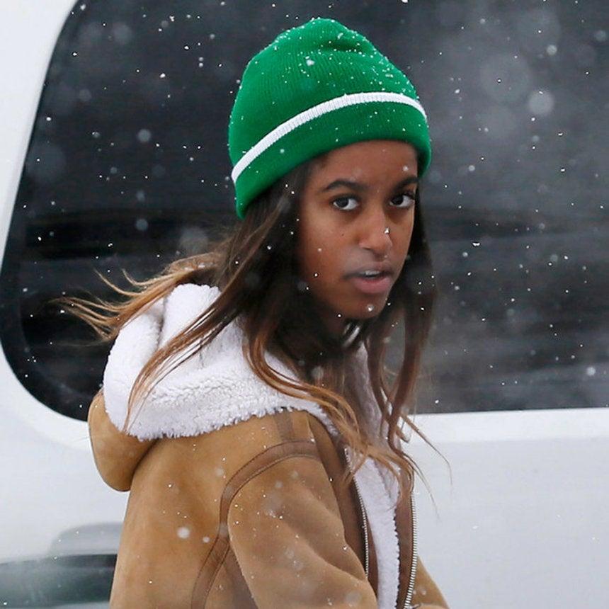Malia Obama Was An 'Angel' Intern On HBO's 'Girls'