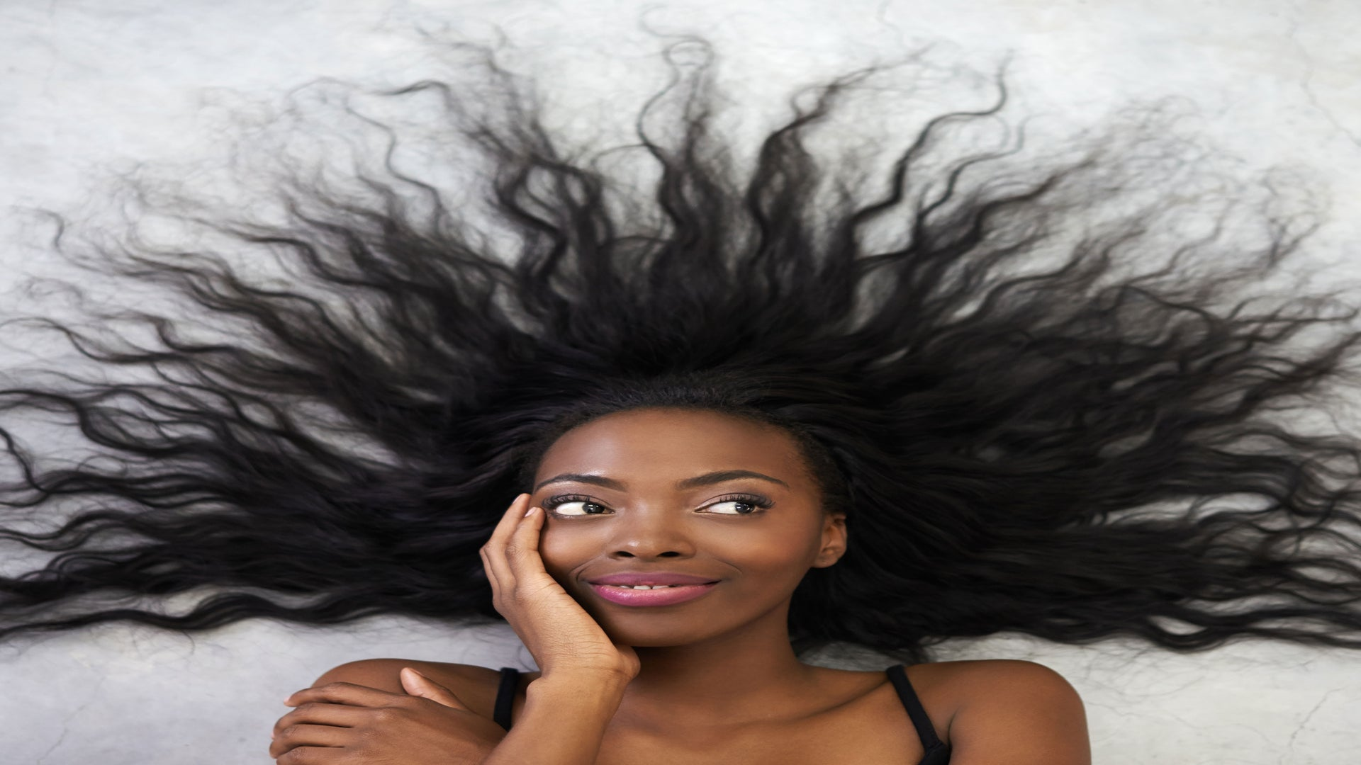 How To Maintain Relaxed Hair That's Healthy and Happy