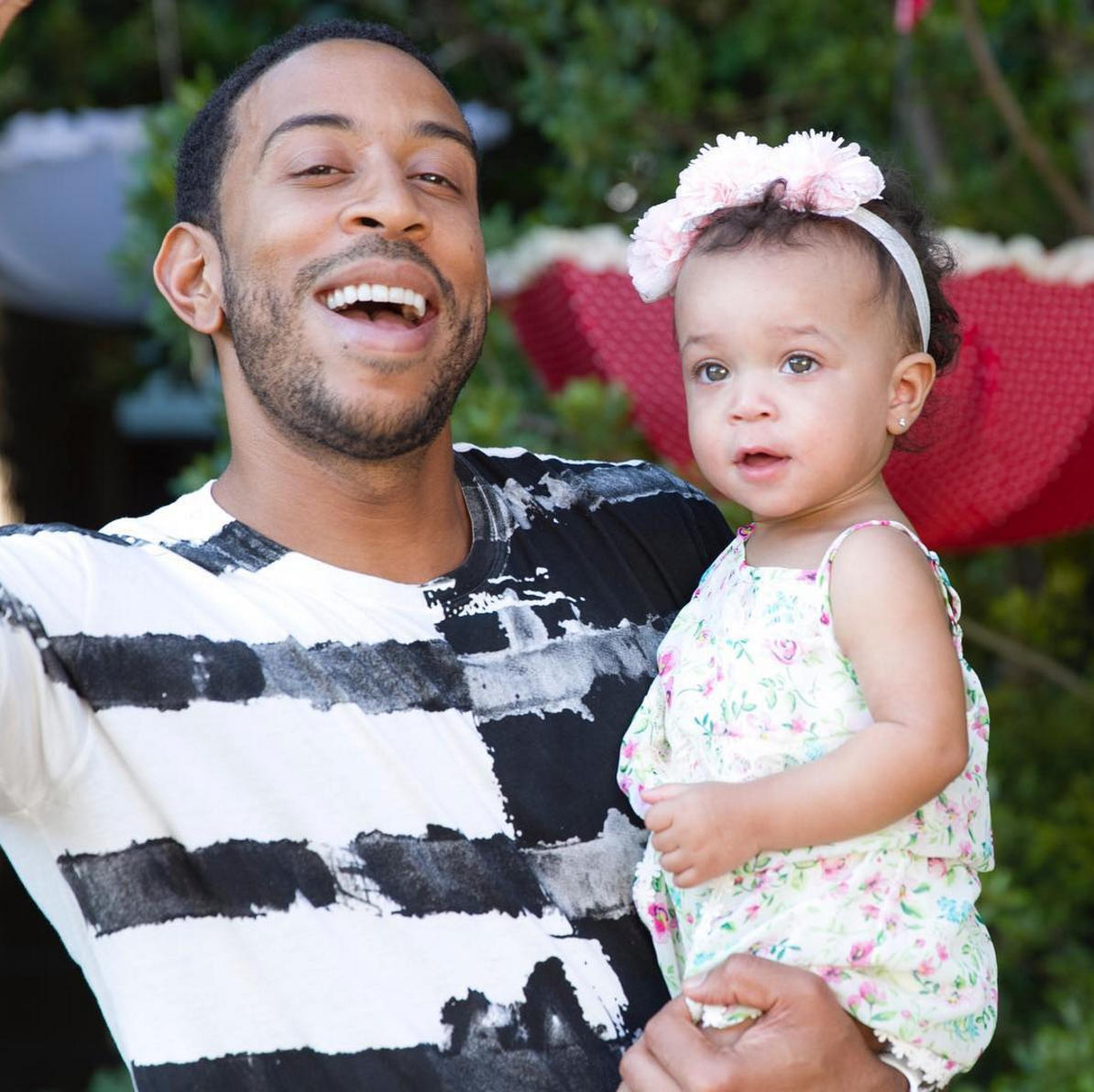 ludacris u0026 39  daughters cai and cadence are the cutest