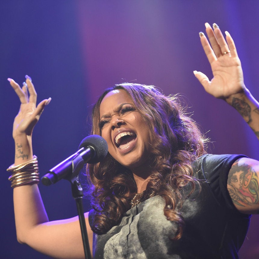 Chrisette Michele Claps Back on Inauguration Haters