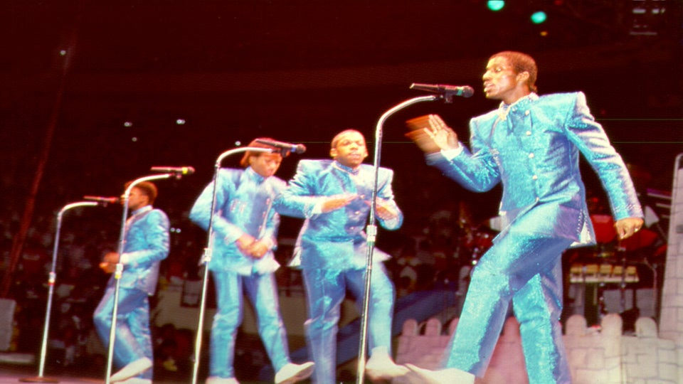ESSENCE Festival Throwback: Can You Hit These Classic New Edition Dance Moves?