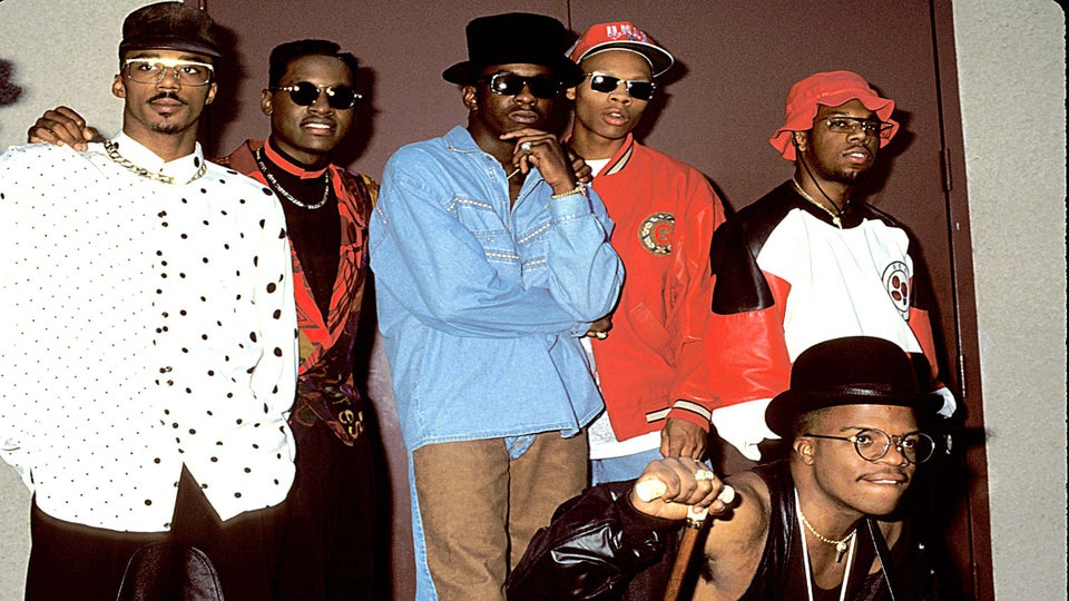 The New Edition Tribute At The BET AwardsGave Us LIFE