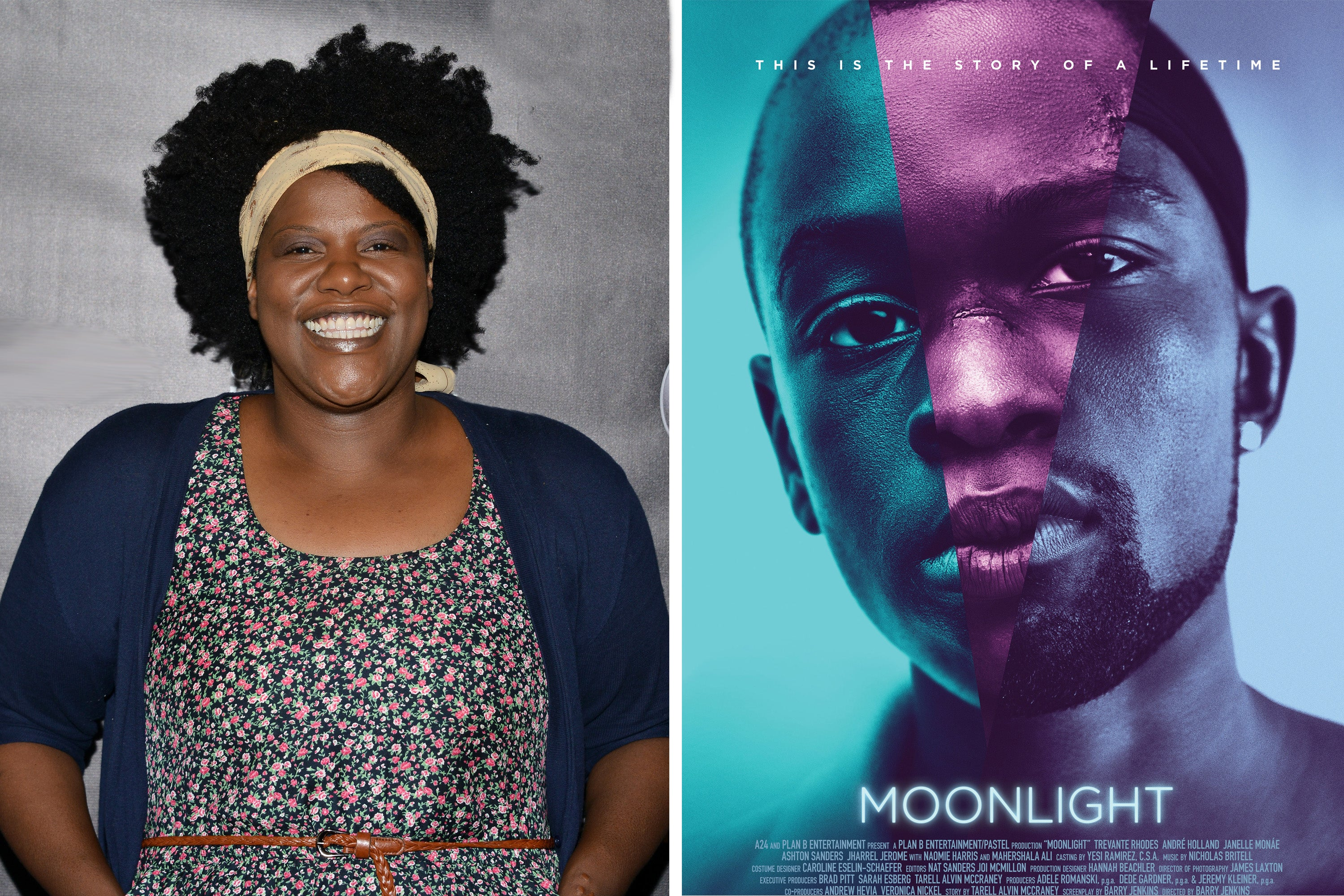 Joi McMillon Still Feels Like a Film Student, But 'Moonlight' Proves She's A Pro