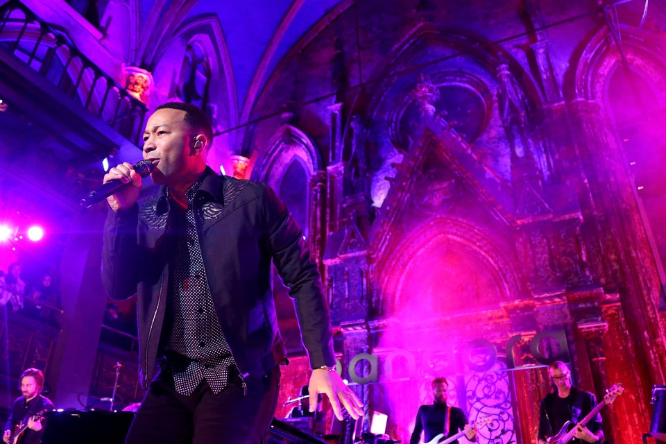 John Legend's Live Performance Of 'Surefire' Has Us Counting Down To ESSENCE Festival 2017 Already!