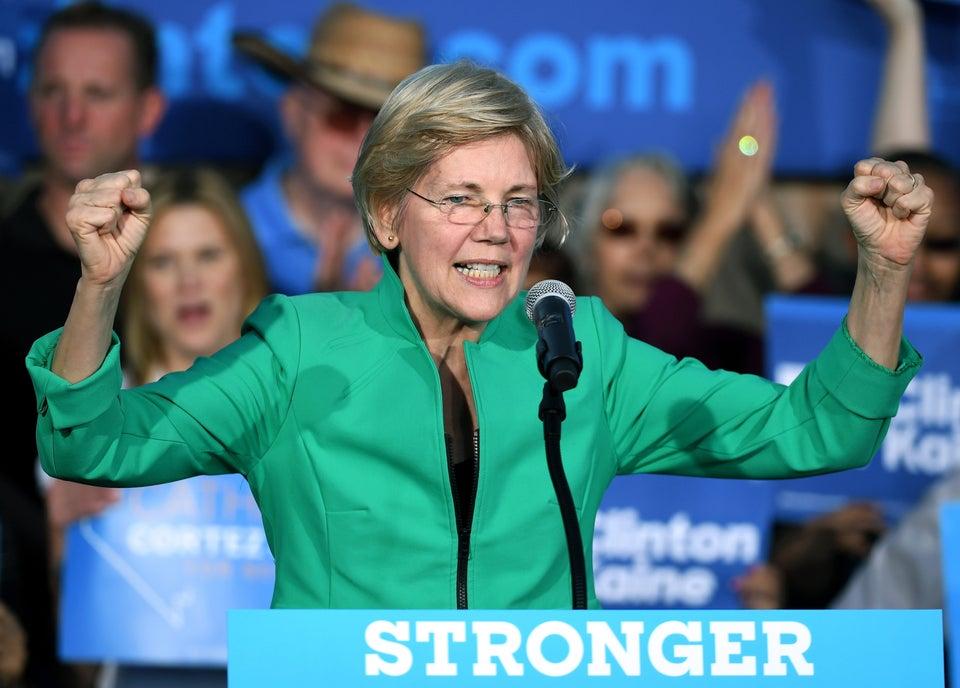 Elizabeth Warren Pulls Ahead Of Bernie Sanders In New Poll