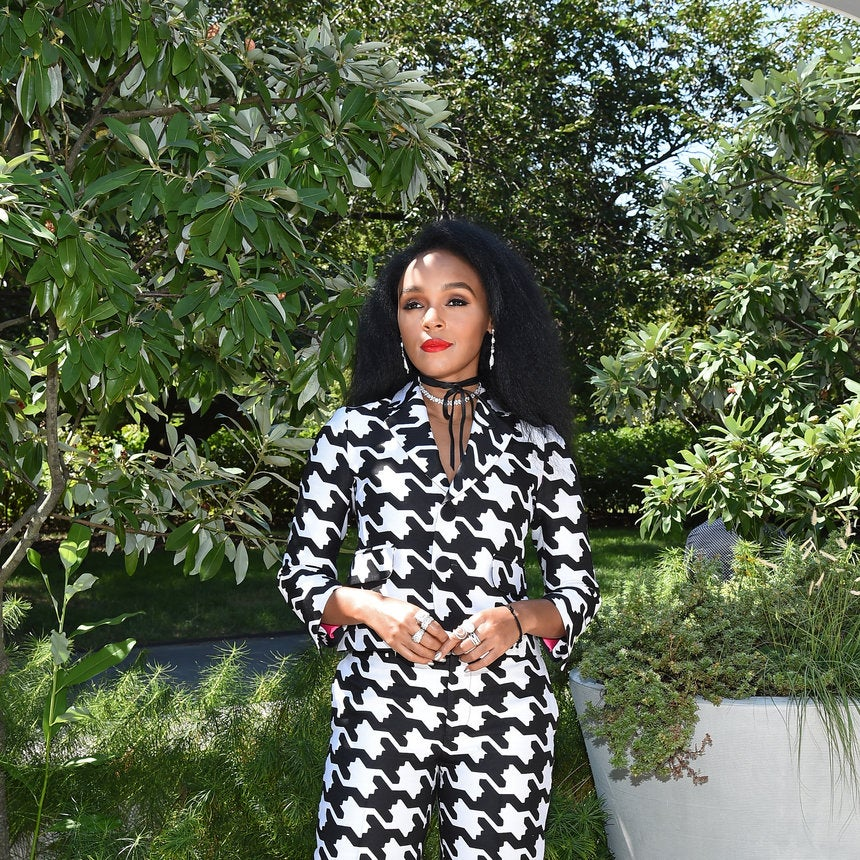 Janelle Monae's Most Striking Black and White Style Moments