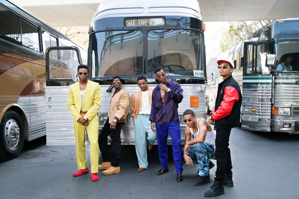 Who's Next? Fans Of BET's 'The New Edition Story' Are Already Putting In Requests For The Next Biopic
