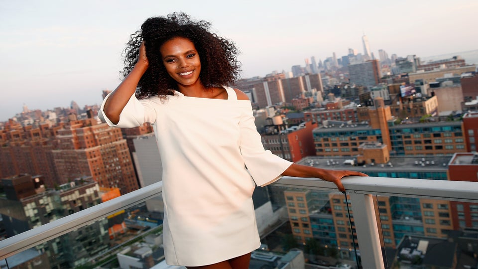Victoria's Secret Model Grace Mahary Is Determined To Light Homes in Africa…One House At A Time