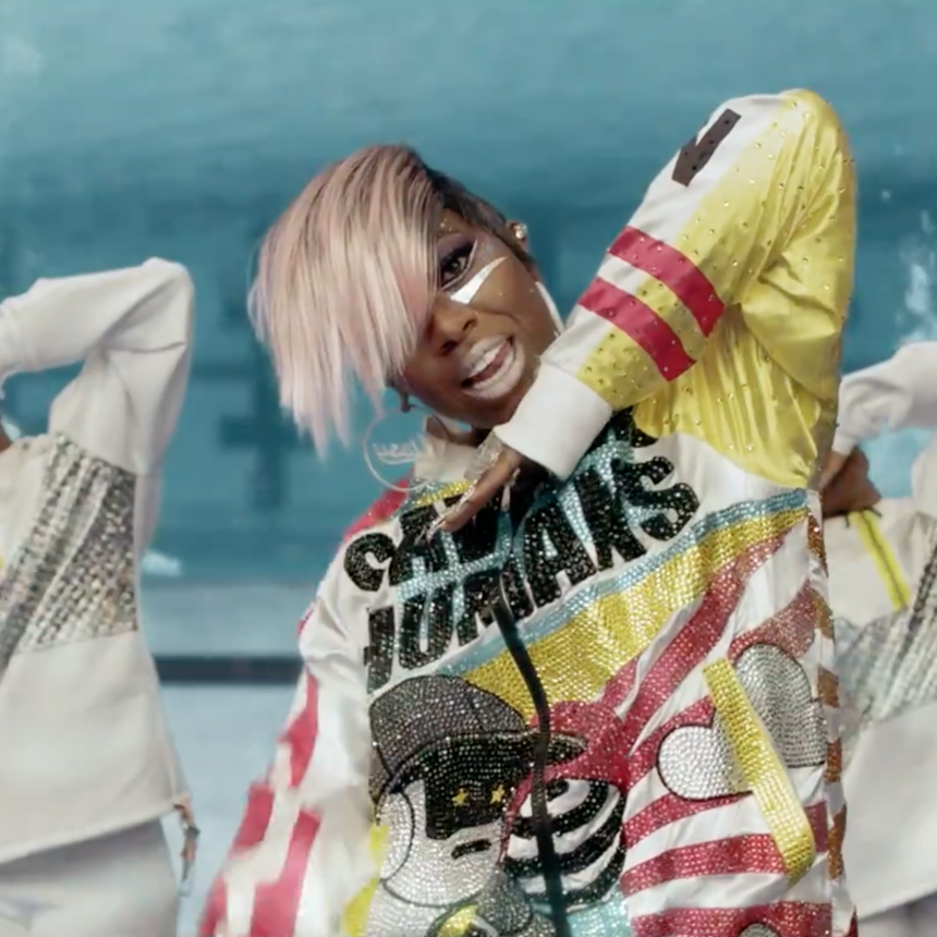 Missy Elliott Makes Political Fashion Statement In New Music Video