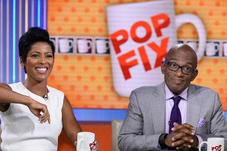 Image result for tamron hall and Al roker