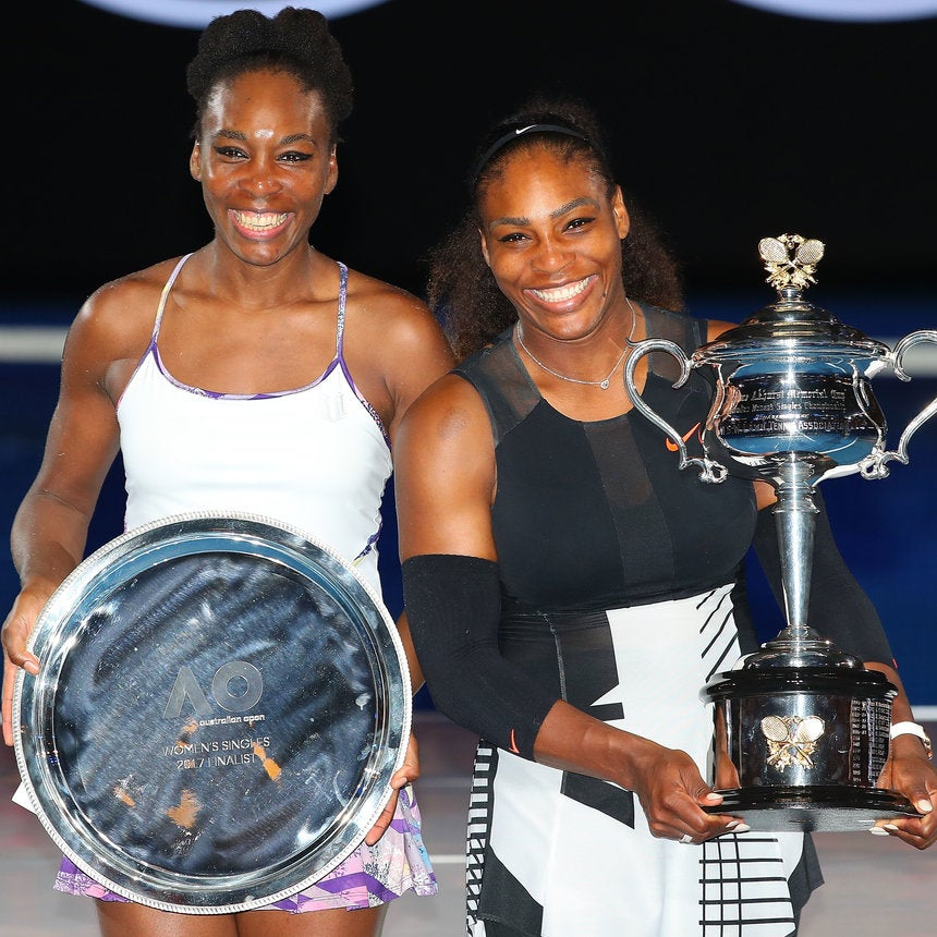 Serena Defeats Sister Venus To Clench Historic 23rd Grand Slam Title