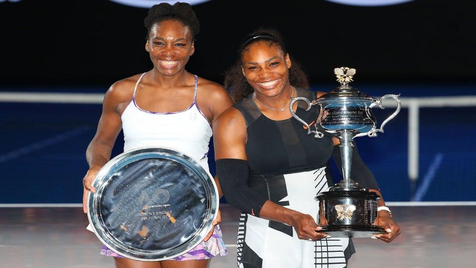 Serena Defeats Sister Venus To Clench Historic 23rd Grand Slam Title
