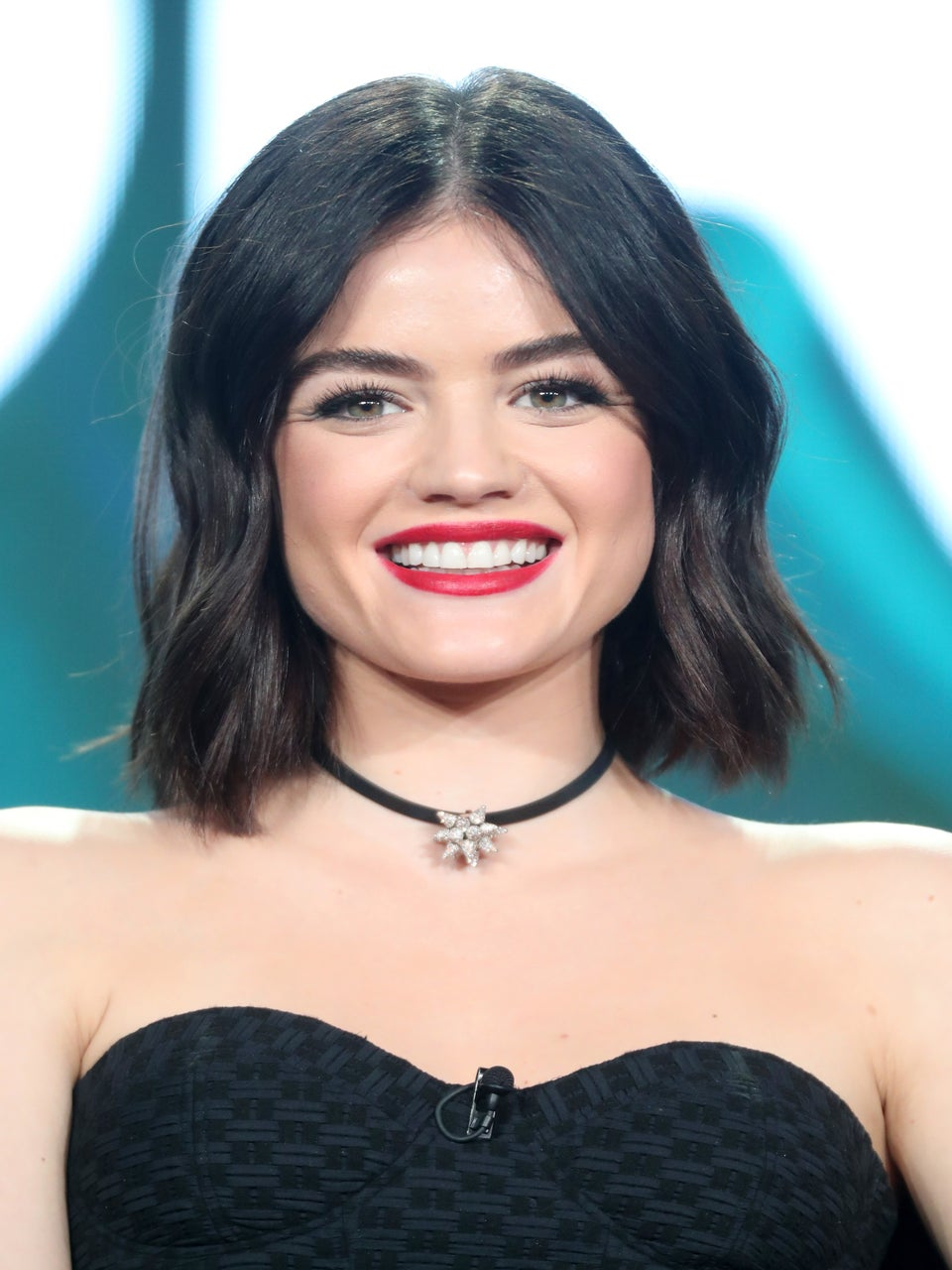 Black Twitter Was Not Here For 'Pretty Little Liars' Actress Lucy Hale & Her Non-Existent Baby Hairs